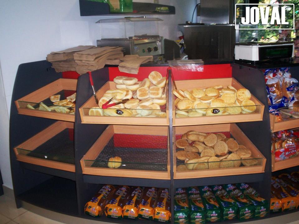 Mesón repesero zona panadería