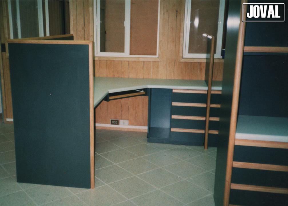 Mueble oficina modular