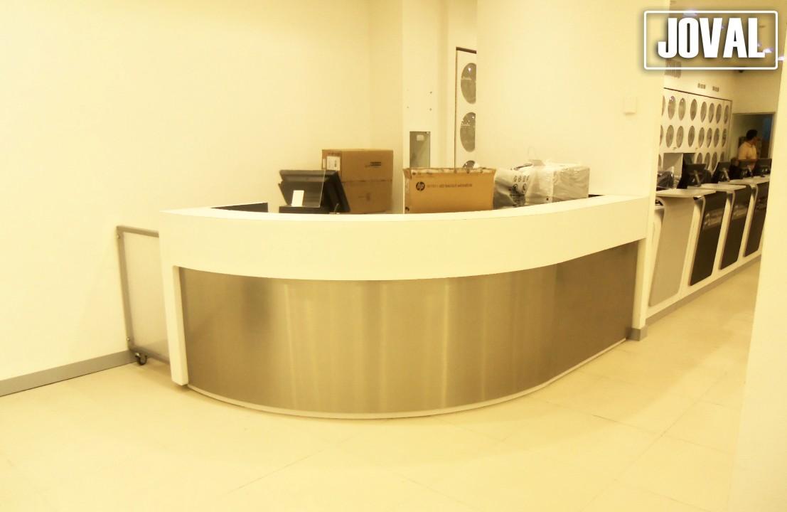 Muebles de Locales Comerciales – Joval – Proyectos mobiliarios a