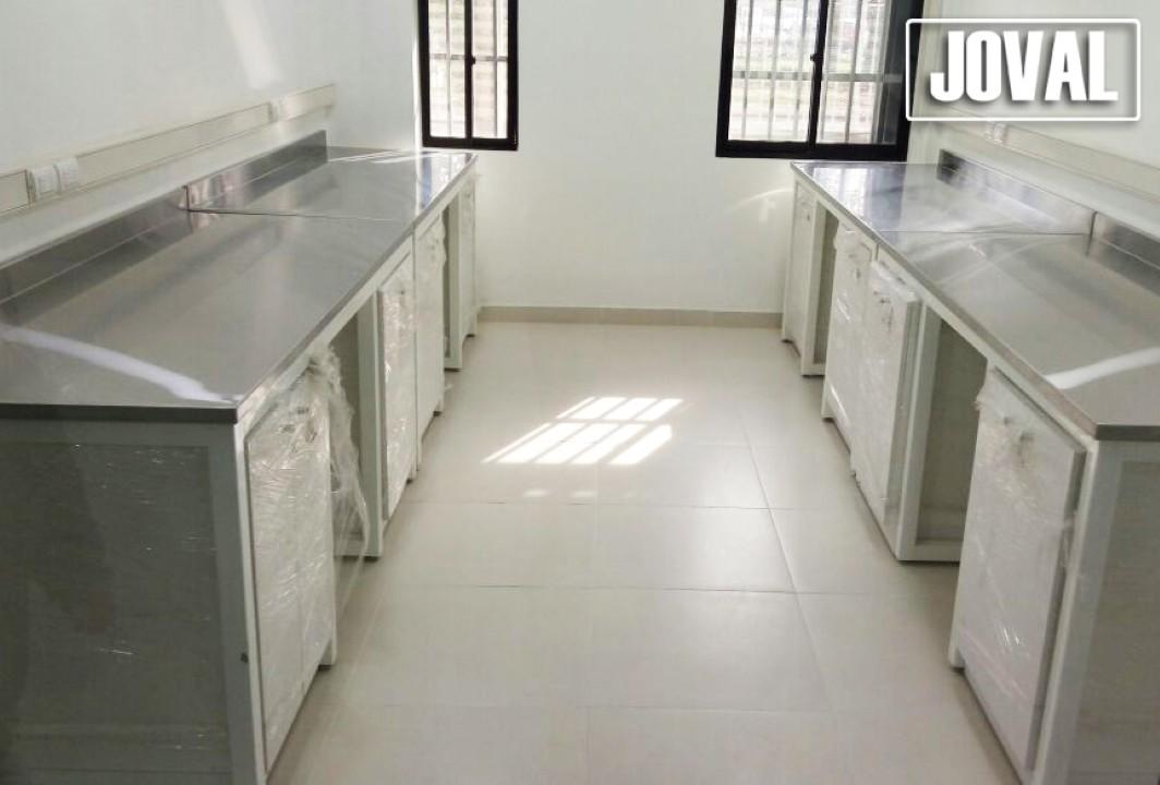 Mueble para laboratorio