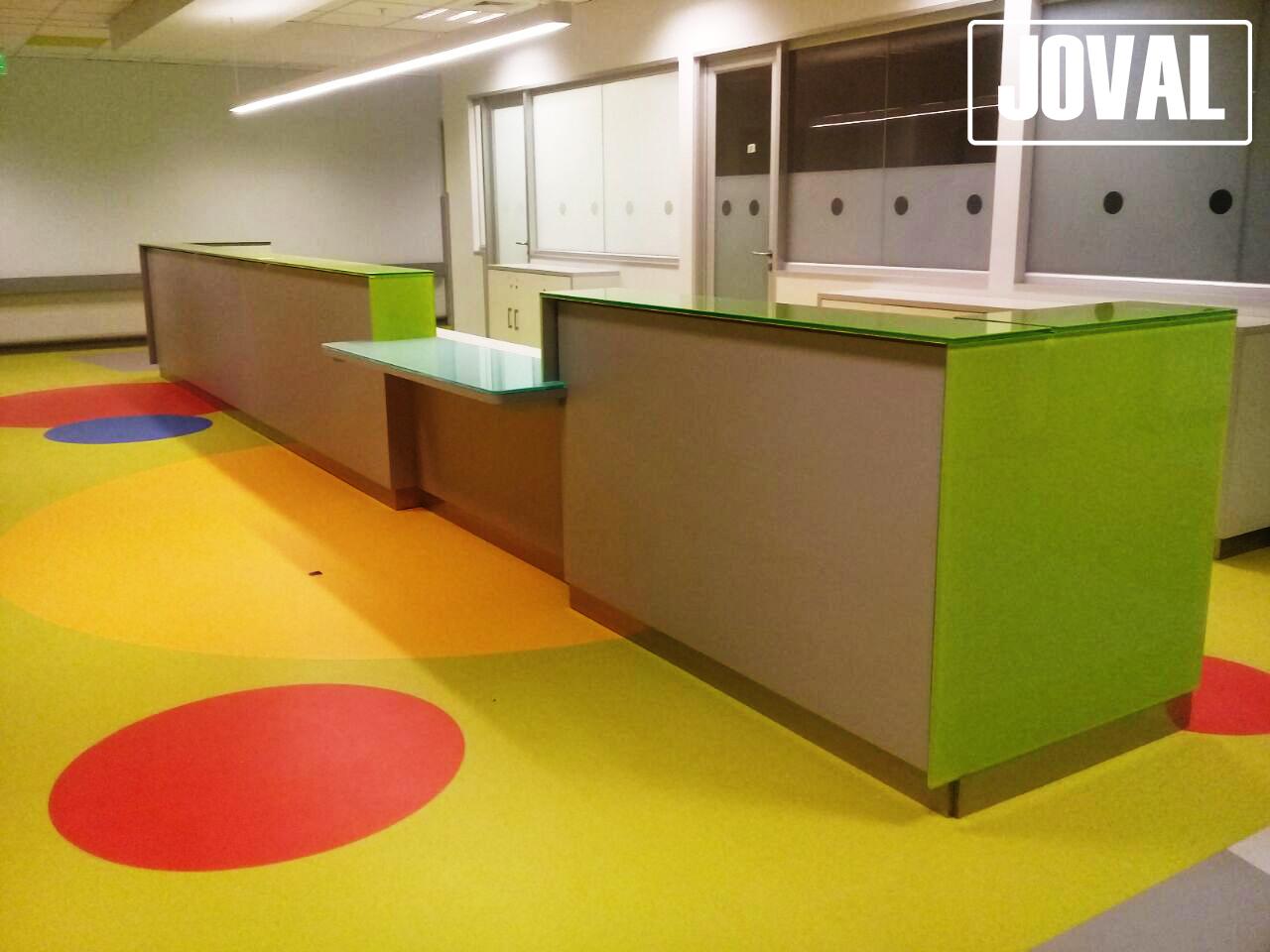 Muebles de Recepción – Joval – Proyectos mobiliarios a medida - photo#34