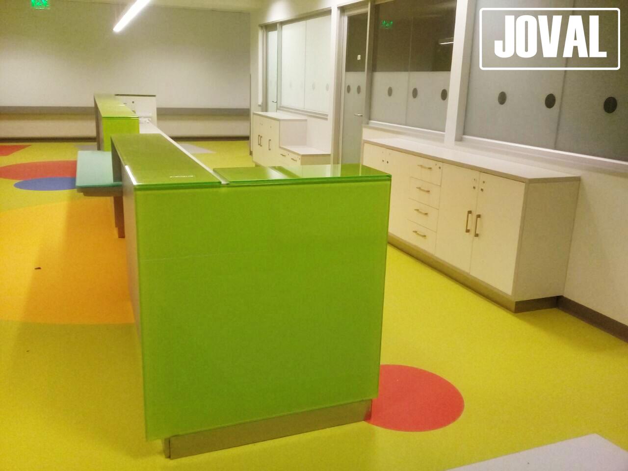 Muebles de Recepción – Joval – Proyectos mobiliarios a medida - photo#30
